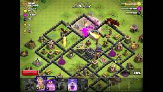 Clash Of Clans Mini Dragons 20 vs Pig Dragons 10 Go Watching