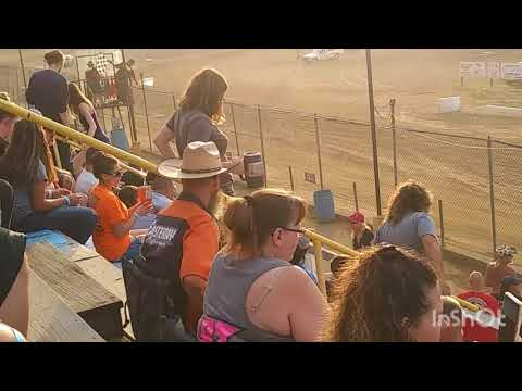 Don Hopkins/Steve shellenberger heat race wins
