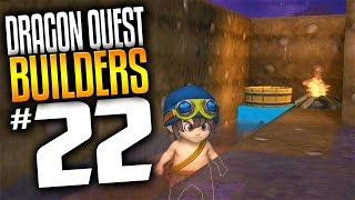 Dragon Quest Builders Gameplay - Ep 22 - Fresh Water (Lets Play Dragon Quest Builders