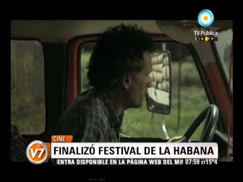 Visión Siete: Cine: Finalizó el Festival de La Habana