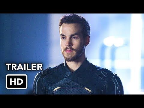 "Supergirl 3x10 Trailer ""Legion of Superheroes"" (HD) Season 3 Episode 10 Trailer"