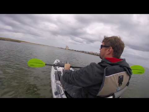 Fishing For Speckled Trout, Ocean Isle, NC
