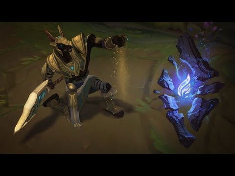 Zafer Yolları: Tazı Nasus - League Of Legends