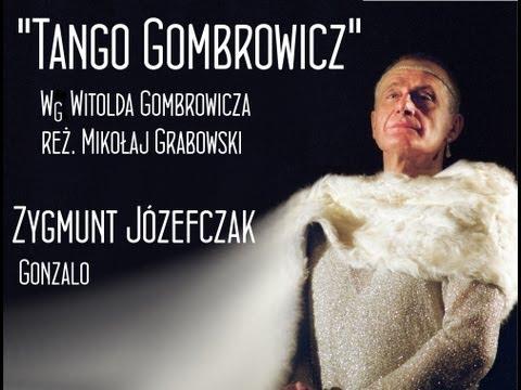 """""""Tango Gombrowicz"""" wg. W.Gombrowicza, reż. Mikołaj Grabowski."""