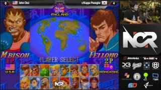 NorCal Regionals 2015 - Team USA vs Team World Exhibition - Super Street Fighter 2 Turbo