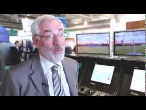 Offshore Patrol & Security 2012, Graham Wagstaff, Transas