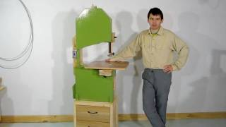 How To Move My Wooden Bandsaw