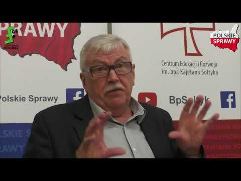 """""""Kryzys w Polsce w świetle greckich doświadczeń"""" - Prof. Artur Śliwiński"""