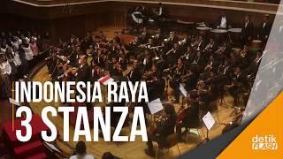 Indonesia Raya 3 Stanza yang Coba Dipopulerkan Kembali