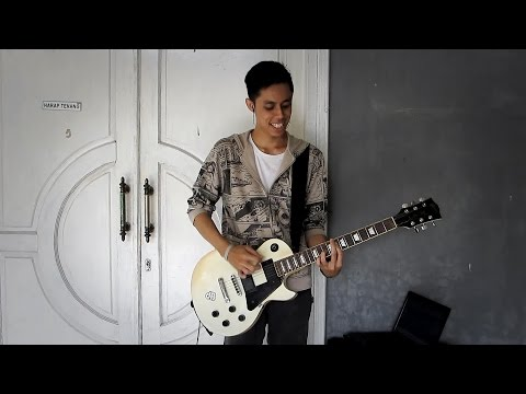 Planetshakers - Sing It Again guitar cover