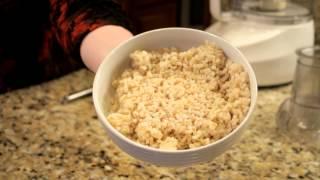 Salmon & Brown Rice Baby Puree : Salmon Series