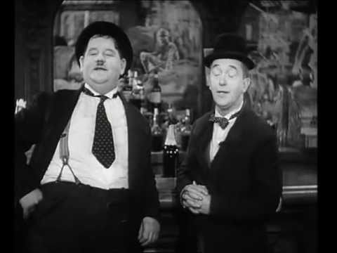 Laurel & Hardy - Trail of the Lonesome Pine - Epic - YouTube
