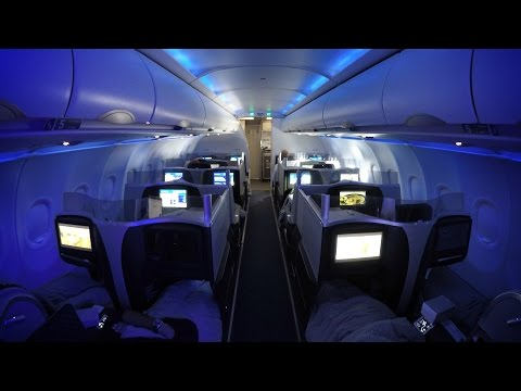 jetBlue Mint A321 JFK-LAX