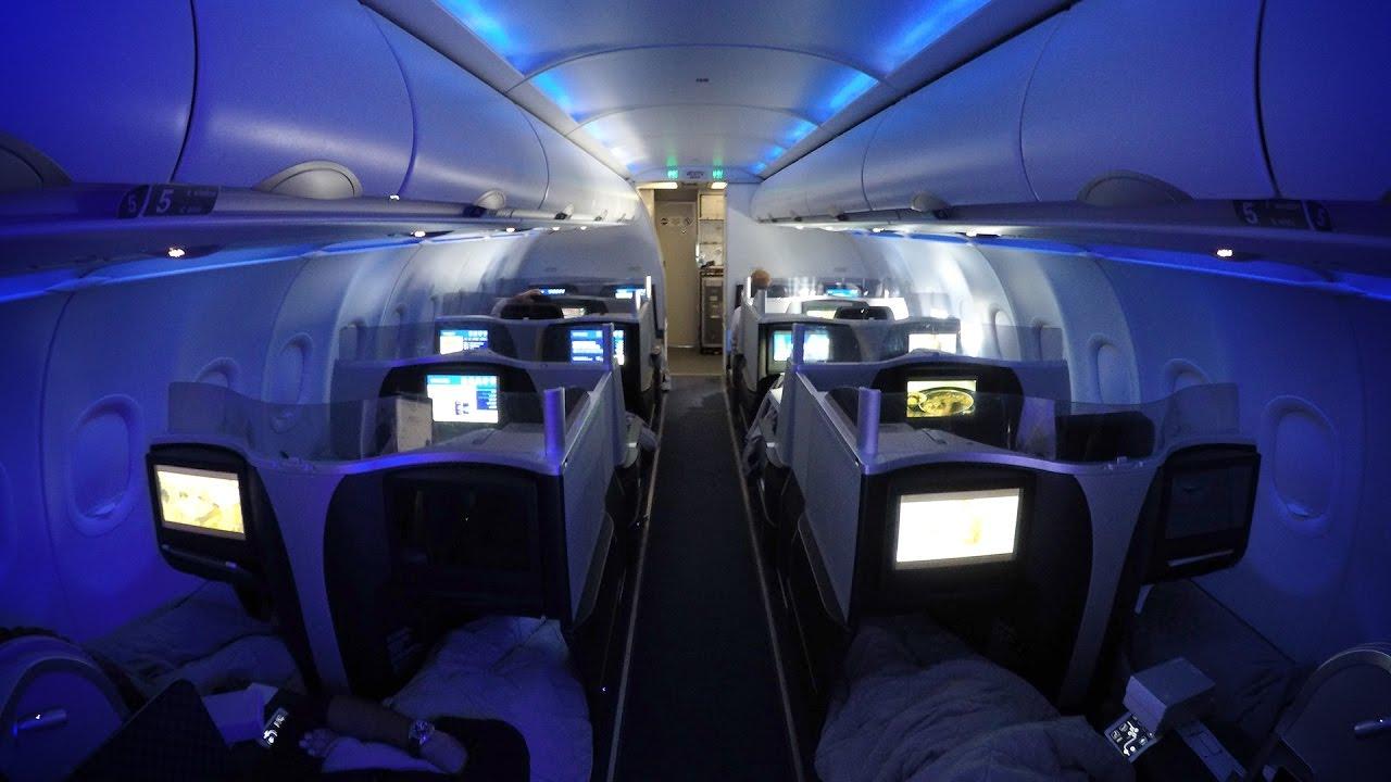 Jetblue A321 Mint Business Class New