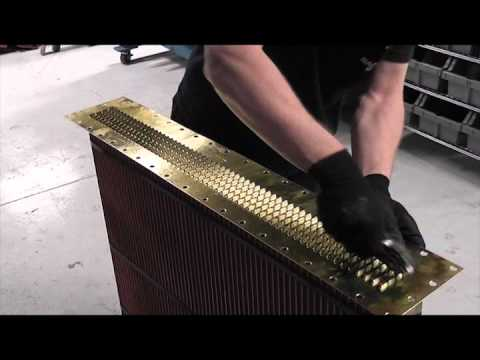 Radiator Works - Radiator Core Manufacturing