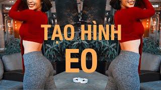 Bài tập tạo hình eo (All level) ♡ Hana Giang Anh