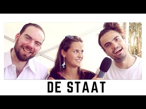 De Staat Interview / Grape Festival '17