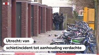 Schietpartij Utrecht: overzicht van alle gebeurtenissen tot nu toe
