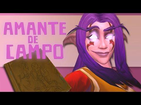 AMANTE DE CAMPO   WOW Machinima del concurso de novelas románticas tórridas  