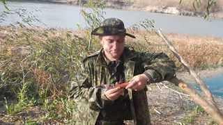 Мой  нож  для  рыбалки!!!