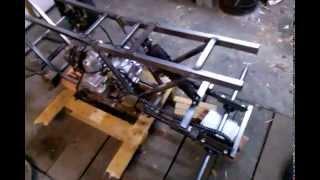 видео как сделать квадроцикл