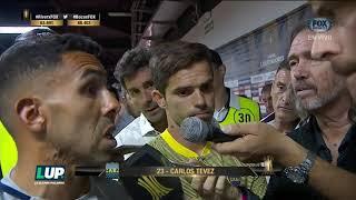 Esto fue lo que pasó en la final de la Copa Libertadores