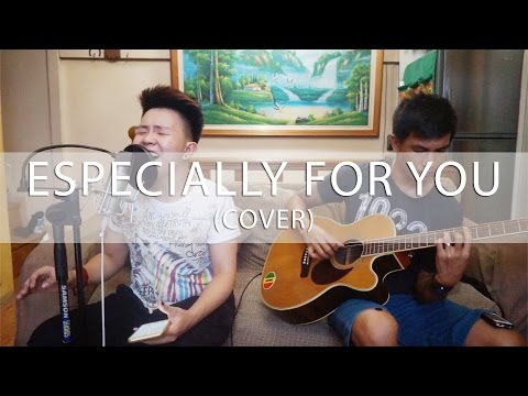 Especially For You - MYMP (Acoustic cover) Karl Zarate #SalaSessions