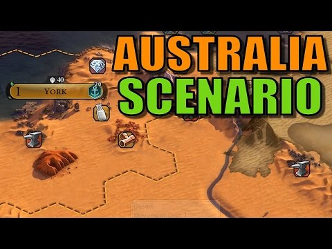 Australia Scenario! | Civilization 6 [Civ 6 Gameplay] Let's Play Civilization 6 as Australia: Part 3