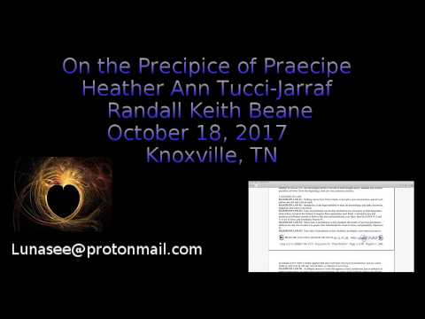 HATJ RKB: Part 2.1: On the Precipice of Preacipe: Layers of Law and Jurisdiction