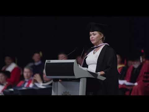 Bond University Graduation Ceremony February 2018 - FSD & HSM