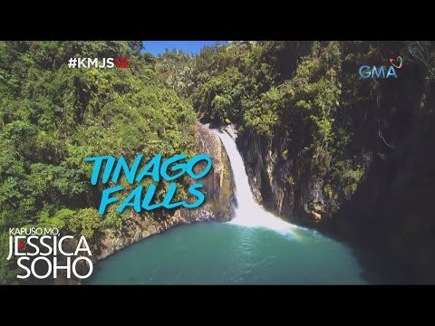 Kapuso Mo, Jessica Soho: Waterfall fun sa Biliran