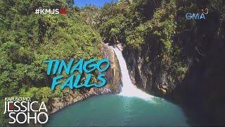 Kapuso Mo, Jessica Soho: Waterfall fun sa Biliran