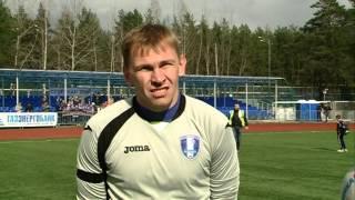 Максим Блинов после матча Калуга : Зенит Пенза