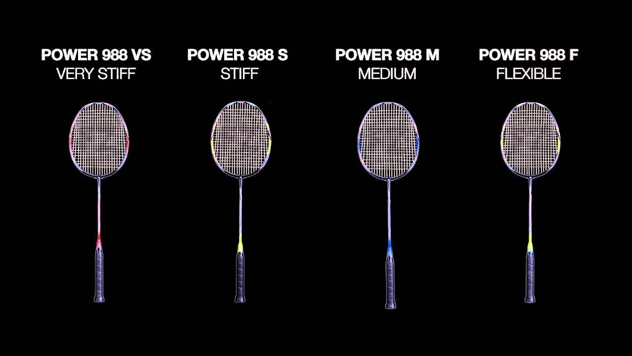 FZ FORZA - POWER 988 Series - Badminton Racket - YouTube a43cd14f5d540
