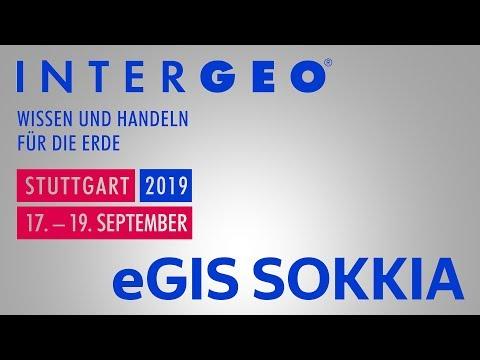 EGIS SOKKIA. InterGEO 2019