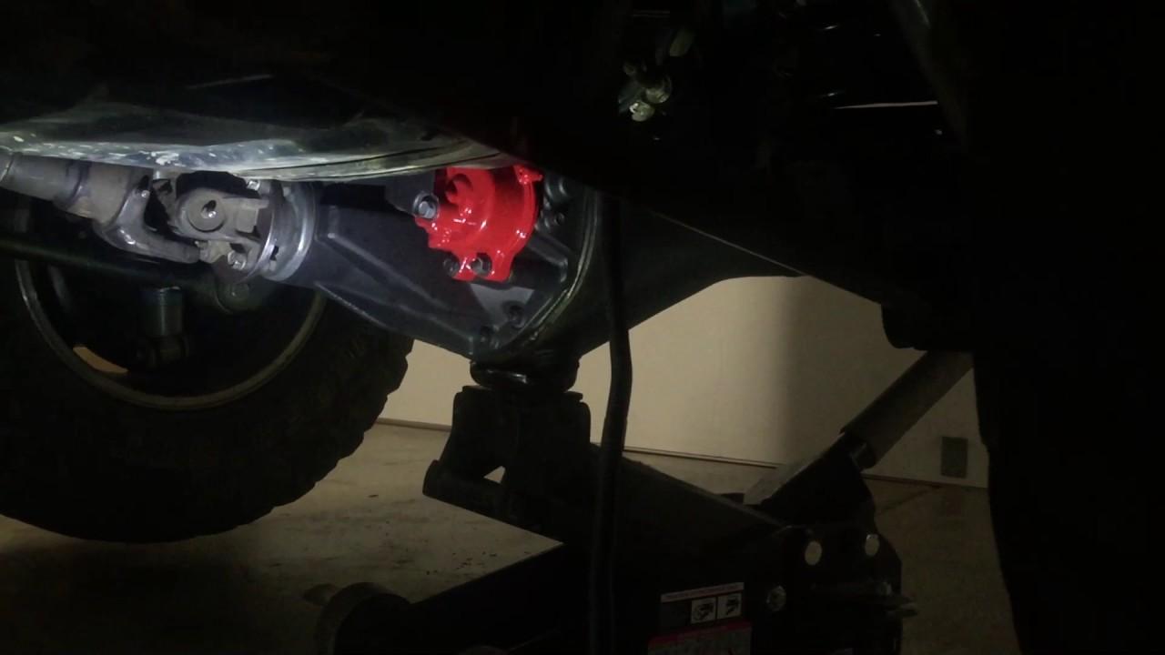 4runner Retrofit Elocker Wiring Harness Test Youtube Auto Transmission Wire
