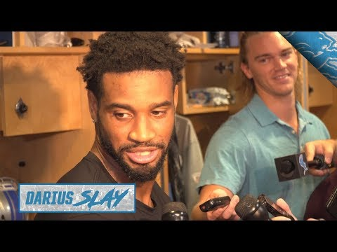 Darius Slay On New England