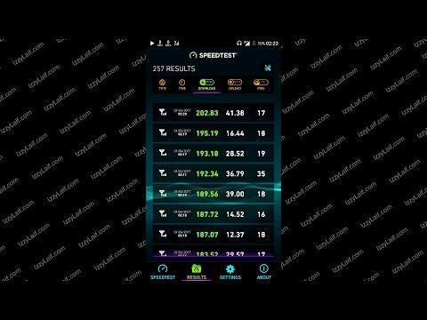 Как изменить скорость интернета на yota