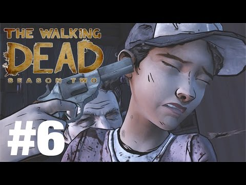 OMG IT'S HIS BABY?!  | THE WALKING DEAD SEASON 2 #6