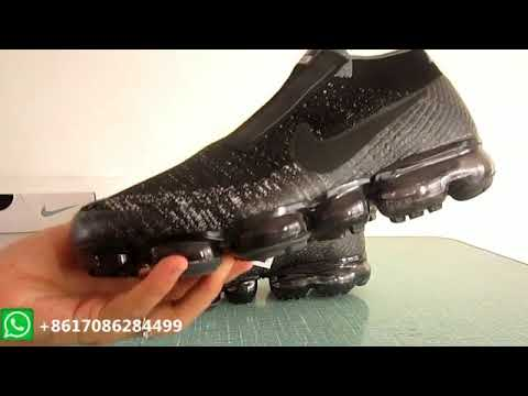 best service a6009 bd12a REVIEW CDG NIKE AIR VAPORMAX FLYKNIT 924501 001 - YouTube