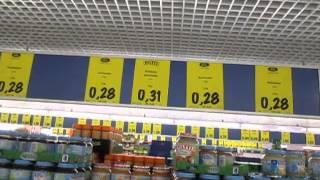 Mitä saa noin 8 eurolla LIDL myymälästä? Katso ja hämmästy