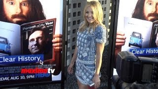 "Kate Hudson, Larry David, Bill Hader, Michael Keaton ""clear History"" Hbo Film Premiere"