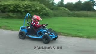 Детский багги Go Kart