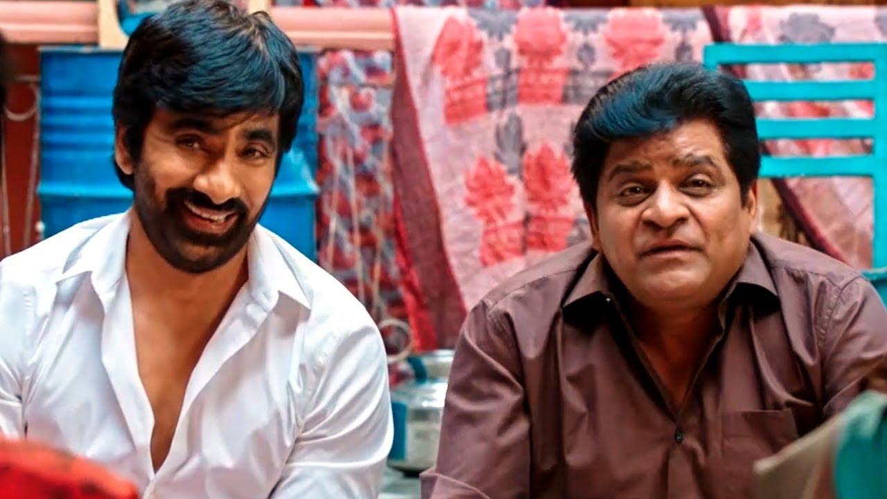 Nela Ticket Hindi Dubbed Best Comedy Scene   Ravi Teja, Ali & Prudhvi Raj Best Comedy Scene
