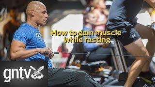 كيف تحافظ على عضلاتك وتنميها خلال رمضان..فيديو