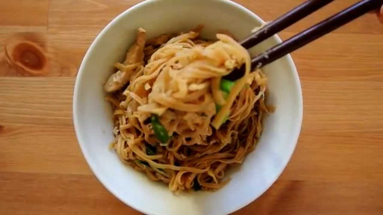 Quick And Easy Ee Fu Noodles Youtube