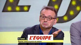 K. Nedjari «J'ai l'impression que c'est Neymar qui nourrit les rumeurs» - Foot - EDE