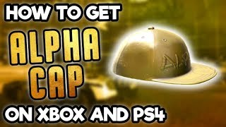 How To Get *ALPHA CAP* on PS4 and XBOX ONE!! (Rocket League Tips & Look-a-Likes)