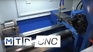 Small and large flat bed lathe solutions