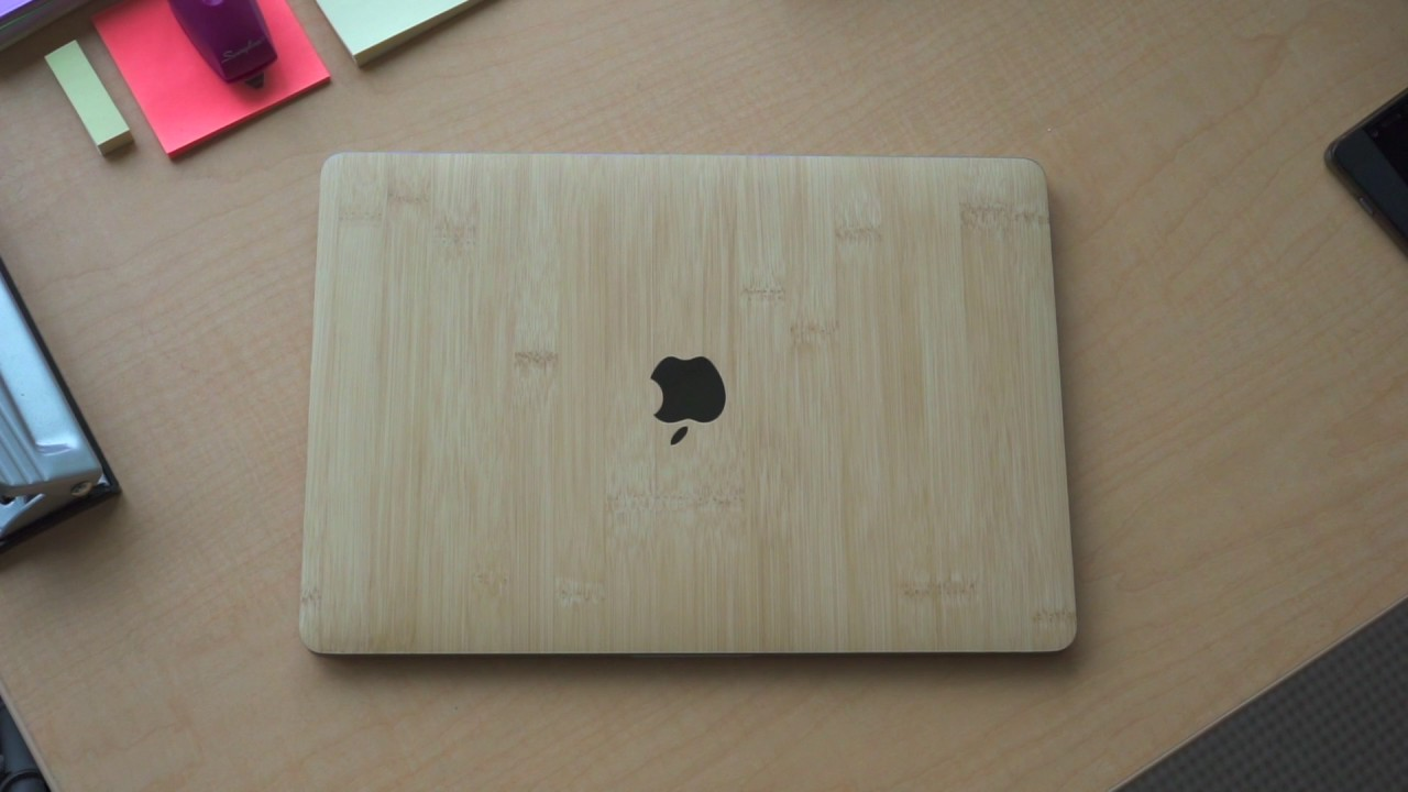 Non Touch Bar 2016 Macbook Pro Skin Dbrand Wood Series